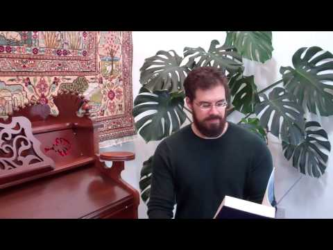 Christopher Paolini Reads The 1st Paragraph Of Eragon