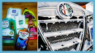 What Is The Best Snow Foam & Detergent For Your Car & Why!
