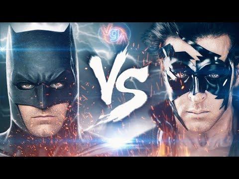 Krrish Vs Batman Trailer (Epic Fan Made)