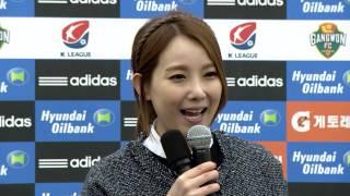 [인터뷰] 2015챌린지 3R 강원FC vs 부천FC