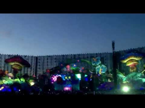 Dash Berlin-live EDC Vegas 2013- closing set