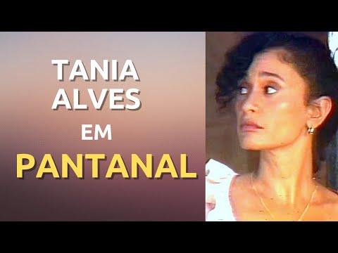 """Tania Alves em """"Pantanal"""" - 02"""