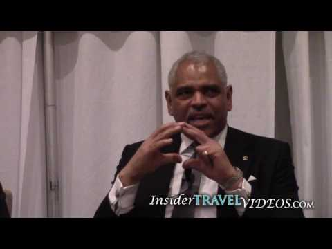 New York Times Travel Show: Carnival's Arnold Donald on Travel Agents