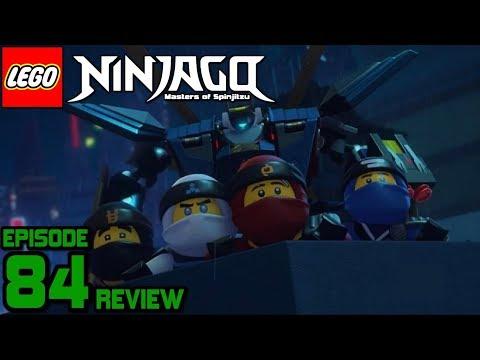 """Ninjago: """"Big Trouble, Little Ninjago"""" SEASON 8 FINALE REVIEW"""
