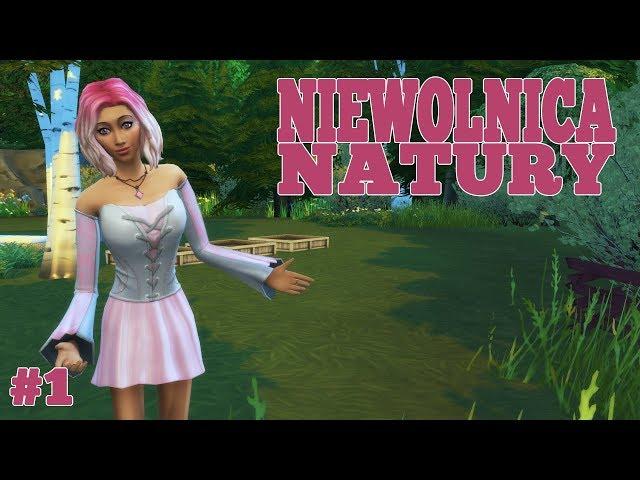 WITAMY W GRANITOWYCH KASKADACH | Niewolnica natury #1 | The Sims 4