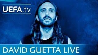 David Guetta Live!