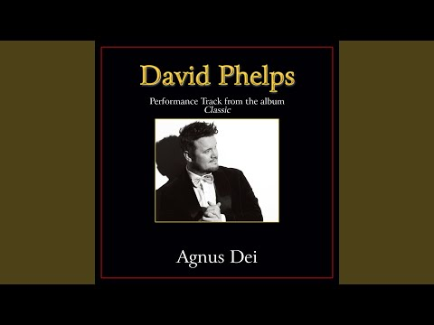 Agnus Dei Original Key Performance Track Without Background Vocals