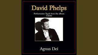 Agnus Dei (Original Key Performance Track Without Background Vocals)