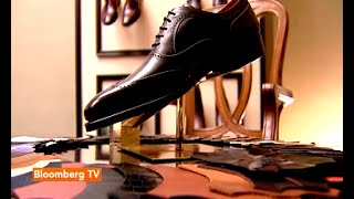 Pamper yourself with Bespoke Shoes - ASPIRE