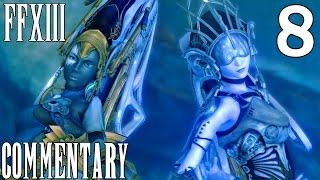 Final Fantasy XIII PC Walkthrough Part 8 - The Shiva Sisters