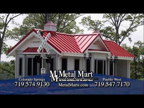 Metal Mart Colorado Springs Local Ad