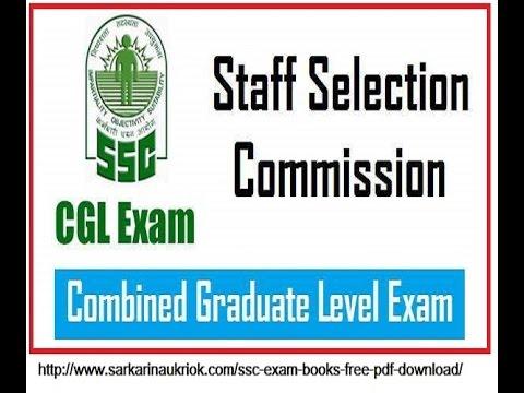 Staff Selection Commission Syllabus 2015 Pdf