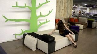 WAY - диван-кровать с механизмом трансформации