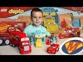 Тачки 3 Молния МАКВИН Играем Гонки Лего Дупло DISNEY CARS 3 LEGO DUPLO 10846 mp3