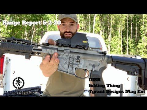 Range Report 5-2-20