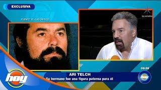 Ari Telch habló acerca de su hermano que desapareció hace 25 años | Hoy