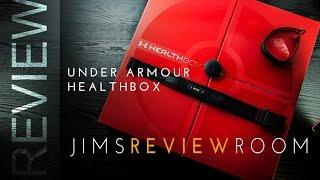 Búsqueda Basura Instalar en pc  Under Armour Healthbox - COMPLETE REVIEW - YouTube