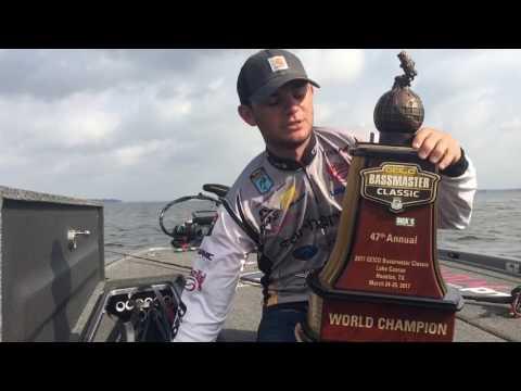 Jordan Lee 2017 Bassmaster Classic Champion
