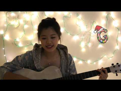 LIKE ME!!—Joyce Chu (cover) cute chords on screen!