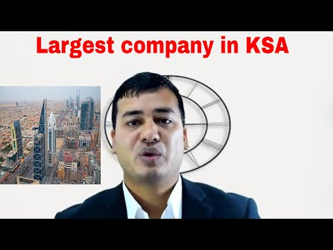 Top 10 biggest company in Saudi Arabia 2017-2018