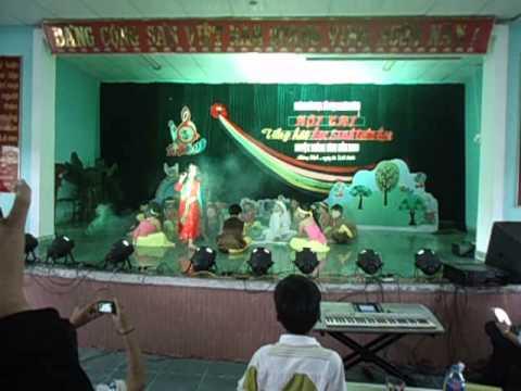 Dương Lê Uyên - Tiếng hát học sinh tiểu học Huyện Thăng Bình 2013