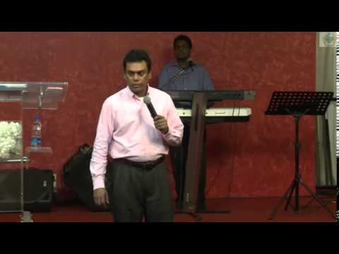 The Power of Tears - Message by Pr. Suresh Babu