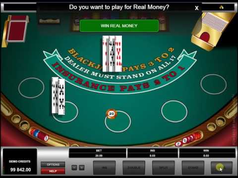 Blackjack Games in Microgaming Casinos
