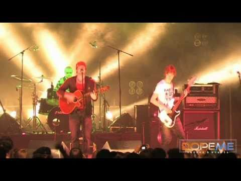 Chris Toppa & Toppaman - Live in der Uni-Halle Wuppertal (Fly away)