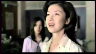 2000年CM 資生堂 ティアラ 藤あや子、黒沢優.