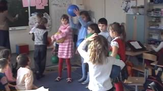 Урок Английского в школе Росток