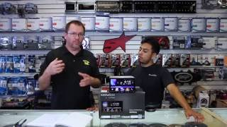 Kenwood eXcelon's new DDX9903s multimedia radio unboxing