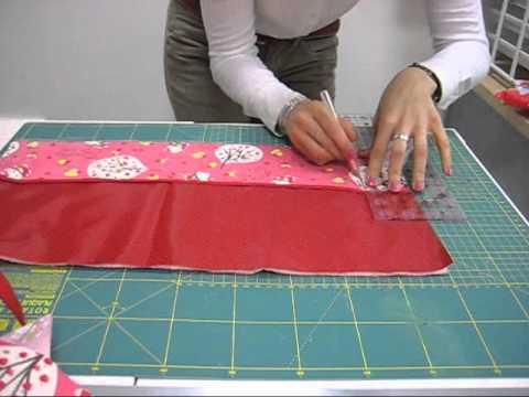 Como hacer una manta de brochas patrones gratis youtube - Hacer manta de punto ...