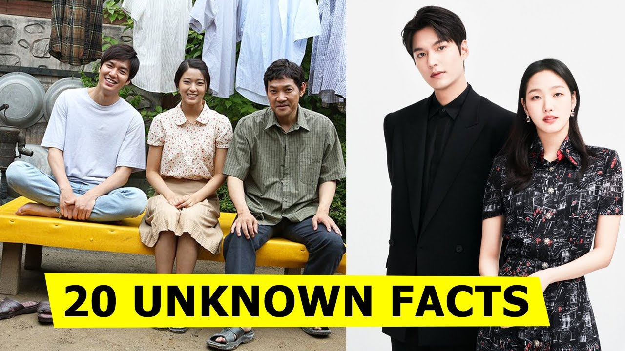20 Things You Didn't Know About Lee Min Ho   You Will Surprise