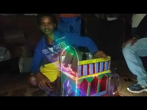 Street boy of barbil make a dj truck awesome talent