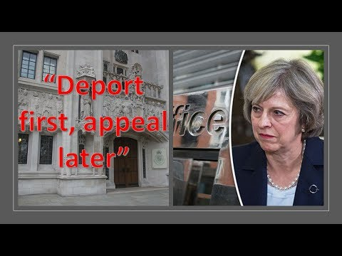 UK Immigration News 17th June 2017
