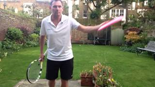 What tennis can learn from frisbee