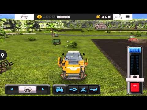 Farming Simulator 16 - #3 Milk, wool and manure - Gameplay