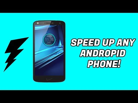 How To Speed Up Any Android Phone Or Tablet