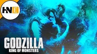 NEW Godzilla vs King Ghidorah Underwater Fight REVEALED | Godzilla King of the Monsters