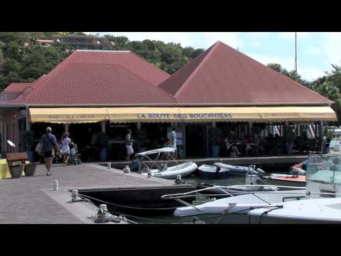 Gustavia Harbor Boardwalk Cafe