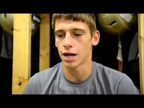 JS VIDEO 2013 SUPER SENIORS Colter Swafford, Dresden High School 080913