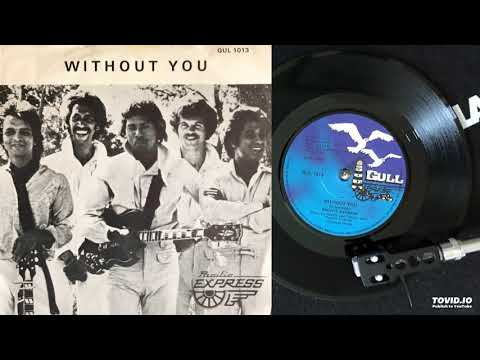 Pacific Express - Without You