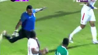 بالفيديو.. الزمالك يفرض سيطرته على دوالا الكاميروني في أول ربع ساعة