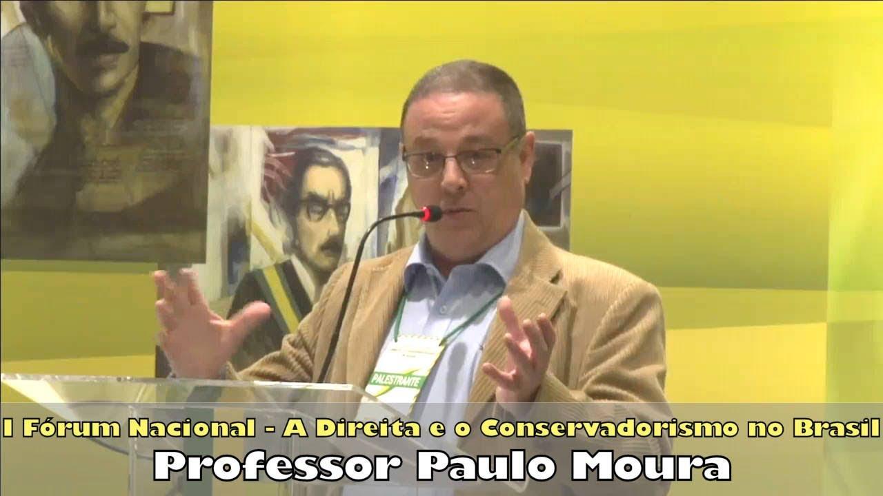 Palestra 2 - Prof. Paulo Moura - O Patrimonialismo e as Oligarquias no Brasil