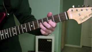Psychotic Reaction - Guitar Lesson