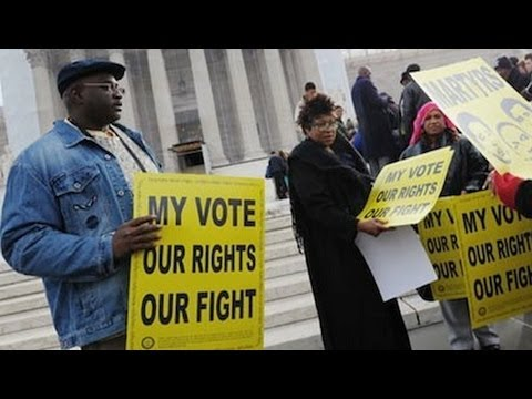 Supreme Court Could Bring Back Jim Crow Voting Laws