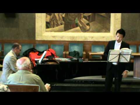 Verdi - Di Provenza Il Mare, Il Suol (Traviata), Baritono Manh Dzung Vu