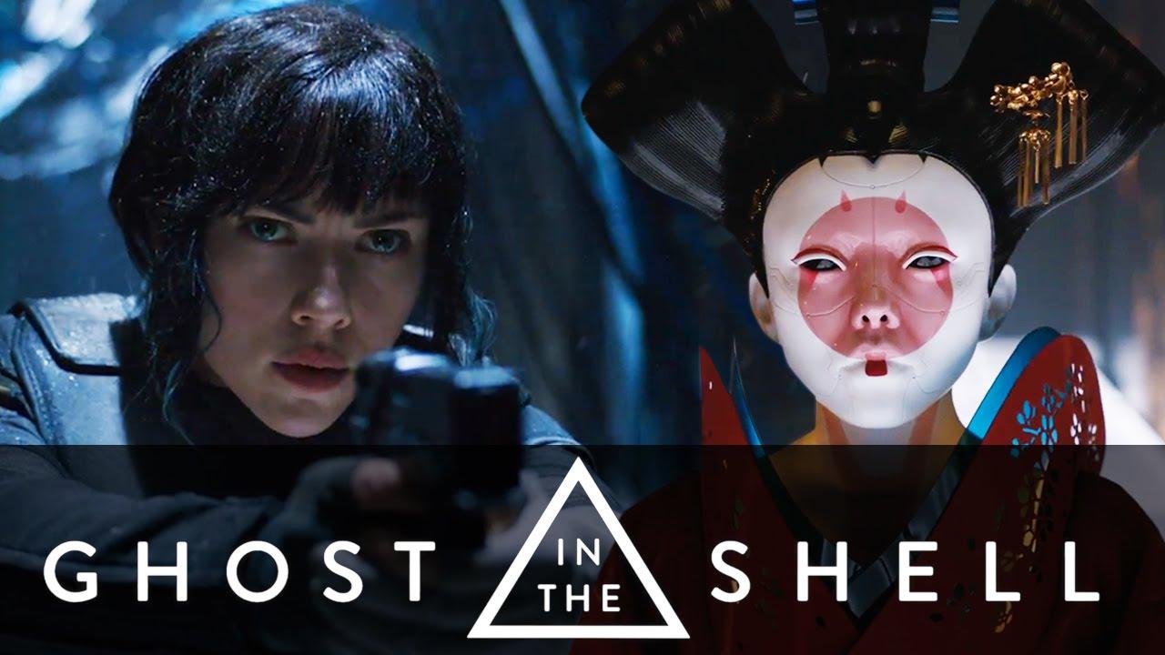 ghost in the shell 2017 ile ilgili görsel sonucu