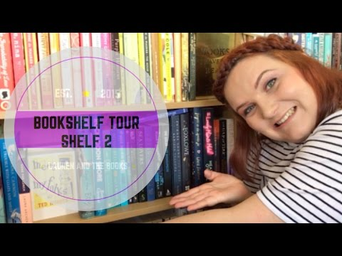 Bookshelf Tour: Shelf 2 | Lauren and the Books