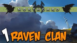 Northgard CLAN OF THE RAVEN! - Let